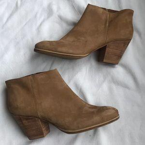 NEW!  Rachel Comey Mars bootie in brown suede